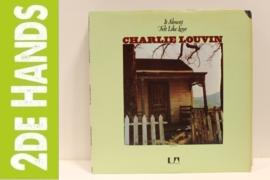 Charlie Louvin – It Almost Felt Like Love (LP) D80