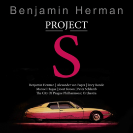 Benjamin Herman - Project S (LP)