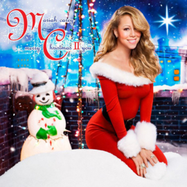 Mariah Carey ‎– Merry Christmas II You (LP)