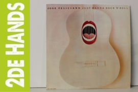 Jose Feliciano ‎– Just Wanna Rock 'N' Roll (LP) C60