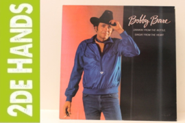Bobby Bare ‎– Drinkin' From The Bottle Singin' From The Heart (LP) K40