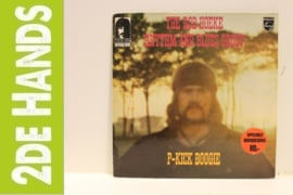 Rob Hoeke Rhythm & Blues Group ‎– P-Kick Boogie (LP) D60