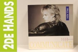 Paul Rein – Communicate (LP) F50