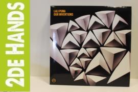 Lali Puna – Our Inventions (LP) C90