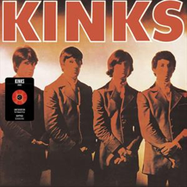The Kinks - The Kinks (LP)