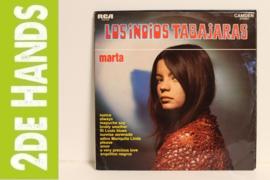 Los Indios Tabajaras - Marta (LP) H10