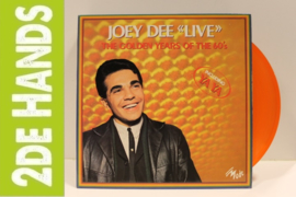 "Joey Dee ‎– ""Live"" - The Golden Years Of The 60s (LP) A60"