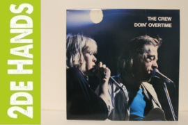 The Crew – Doin' Overtime (LP) H90