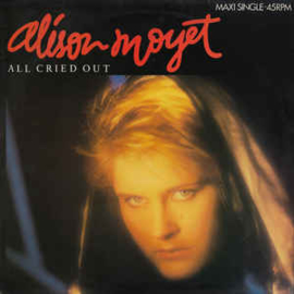 """Alison Moyet – All Cried Out (12"""" Single) K80"""
