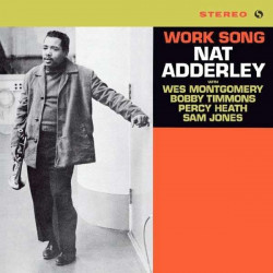 Nat Adderley - Work Song (LP)
