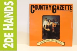 Country Gazette - From The Beginning (LP) C80