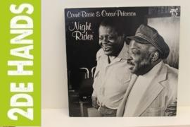 "Count Basie & Oscar Peterson – ""Night Rider"" (LP) J50"