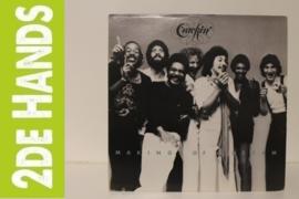 Crackin' – Makings Of A Dream (LP) J40