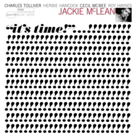Jackie McLean - It's Time -Blue Note Tone Poets- (LP)
