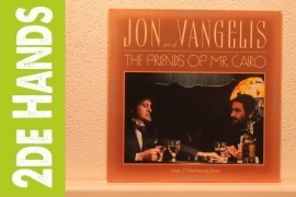 Jon and Vangelis - The Friends Of Mr Cairo (LP) G10