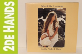 Nicolette Larson – In The Nick Of Time  (LP) C20