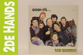 Bad Manners ‎– Gosh It's... (LP) B80