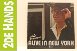 Gato Barbieri – Chapter Four: Alive In New York (LP) D60