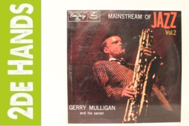 Gerry Mulligan And His Sextet – Mainstream Of Jazz Vol. 2 (LP) A90
