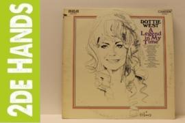 Dottie West – A Legend In My Time (LP) A50
