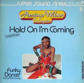 "Precious Wilson Ex Eruption – Hold On I'm Coming (Long Version) (12"" Single) T30"