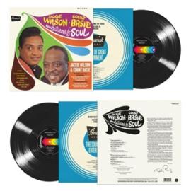 Jackie Wilson & Count Basie - Manufacturers of Soul (LP)