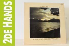 Alan Roberts & Dougie MacLean – Caledonia (LP) F40