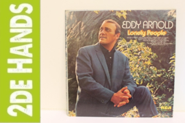 Eddy Arnold ‎– Lonely People (LP) G90