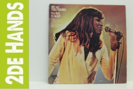 Ike And Tina Turner – Too Hot To Hold (LP) K70