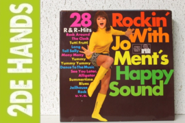 Jo Ment's Happy Sound ‎– Rockin With Jo Ment's Happy Sounds (LP) C50