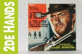 Ennio Morricone - A Fistful of Dollars / For a Few Dollars More (LP) J70