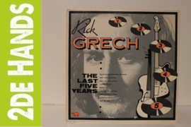 Rick Grech ‎– The Last Five Years (LP) H50