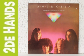 Ambrosia‎– Somewhere I've Never Travelled (LP) H60