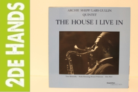Archie Shepp/Lars Gullin Quintet ‎– The House I Live In (LP) A90
