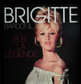 Brigitte Bardot – B.B. La Légende (LP)
