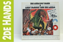 The Little Boy Blues & Lindy Blaskey And The Lavels – Chicago 60's Punk Vs New Mexico 60's Pop (LP) H60
