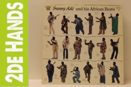 King Sunny Adé And His African Beats ‎– Synchro System (LP) C60