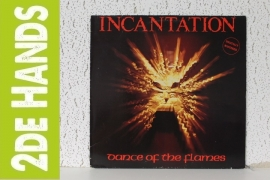 Incantation ‎– Dance Of The Flames (LP) E10