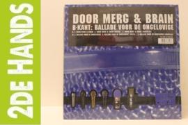 """Brainpower – Door Merg & Brain (12"""") D80"""