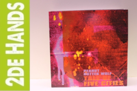 "Peanut Butter Wolf ‎– Tale of Five Cities (12"") H30"