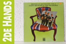 Cliff Richard & The Shadows ‎– History Of British Pop Vol. 2 (LP) D10