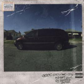 Kendrick Lamar – good kid, m.A.A.d city (2LP)