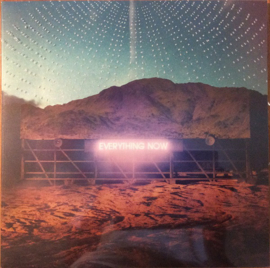 Arcade Fire ‎– Everything Now - NIGHT (LP)