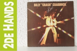 Billy 'Crash' Craddock ‎– Live! (LP) J10