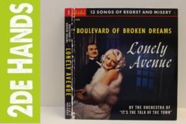 Boulevard Of Broken Dreams Orchestra – Lonely Avenue (LP) F10