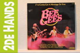 Bee Gees - I've Gotta Get A Message To You (LP) J80