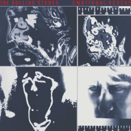 Rolling Stones - Emotional Rescue (LP)