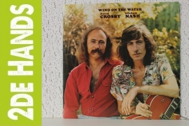 David Crosby & Graham Nash - Wind on the Water (LP) A30