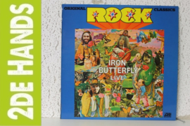 Iron Butterfly – Live (LP) D50