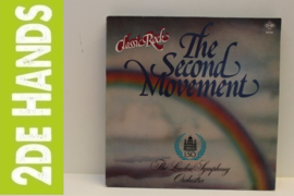 London Symphony Orchestra Featuring The Royal Choral Society – Classic Rock - The Second Movement (LP) B70